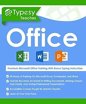 Typesy Teaches Office [Premium Microsoft Office Training With Bonus Typing Instruction] [PC/Mac Online Code]