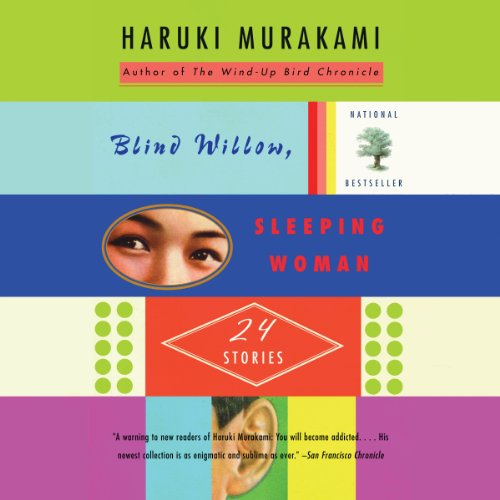 Blind Willow, Sleeping Woman                   By:                                                                                                                                 Haruki Murakami                               Narrated by:                                                                                                                                 Patrick Lawlor,                                                                                        Ellen Archer                      Length: 12 hrs and 39 mins     88 ratings     Overall 4.2