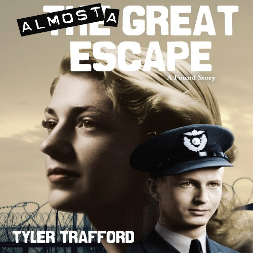 Almost a Great Escape audiobook cover art
