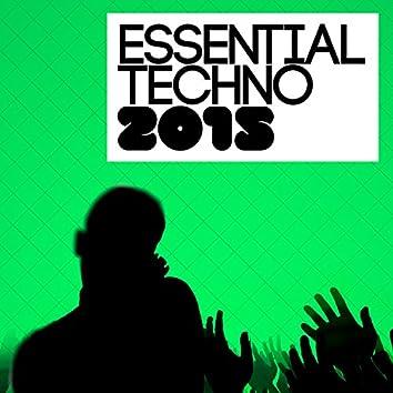 Essential Techno 2015