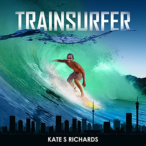 Trainsurfer Audiobook By Kate S Richards cover art