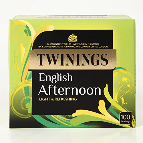 Twinings English Afternoon Light & Refreshing 100 Btl. 250g