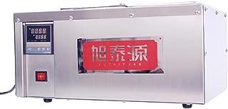 Máquina de fusión de chocolate de barras paralelas, horno de fusión de acero inoxidable, horno de mantenimiento de temperatura constante, máquina de fusión en caliente