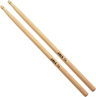 7a Drum sticks Wood Tip 7a drumsticks Maple 1 pair drum...