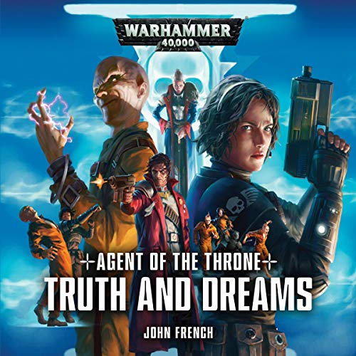 Agent of the Throne: Truth and Dreams audiobook cover art