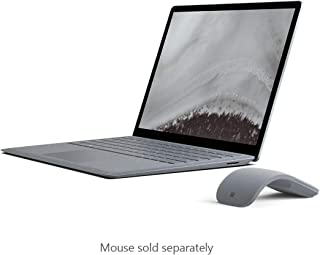 Microsoft Surface Laptop 2, 13.5 Inch Pixel Sense Display, Core i5-8250U, 8GB RAM, 256GB SSD, Intel UHD Graphics, Win10, Platinum