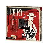 ROTH Adventskalender 'Krimi + Tee' Sammleredition 2020, Tee-Weihnachtskalender mit Buch zum Sammeln,...