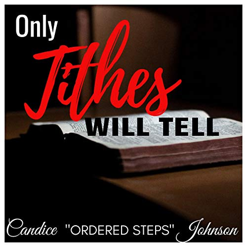 Only Tithes Will Tell audiobook cover art