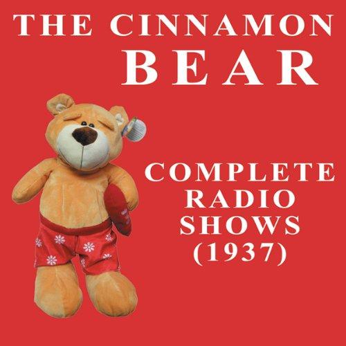 The Cinnamon Bear cover art