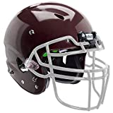 Schutt Sports Vengeance A3 Youth Football Helmet (Facemask NOT Included), Maroon, Small