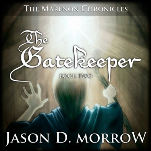 The Gatekeeper audiobook cover art