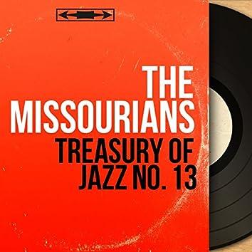 Treasury of Jazz No. 13 (Mono Version)