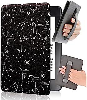 XKUN Capa para o novo Kindle [Versão 10ª Geração 2019] - com recurso de alça de mão (não serve para Kindle Paperwhite ou K...