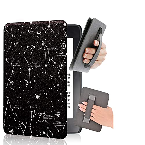 XKUN Capa para o novo Kindle [Versão 10ª Geração 2019] - com recurso de alça de mão (não serve para Kindle Paperwhite ou Kindle Oasis)