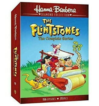 THE FLINTSTONES THE COMPLETE SERIES 20 DISC DVD BOX SET