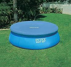 INTEX Lona protectora para piscina Easy-Pool, color azul, diámetro de 244 cm