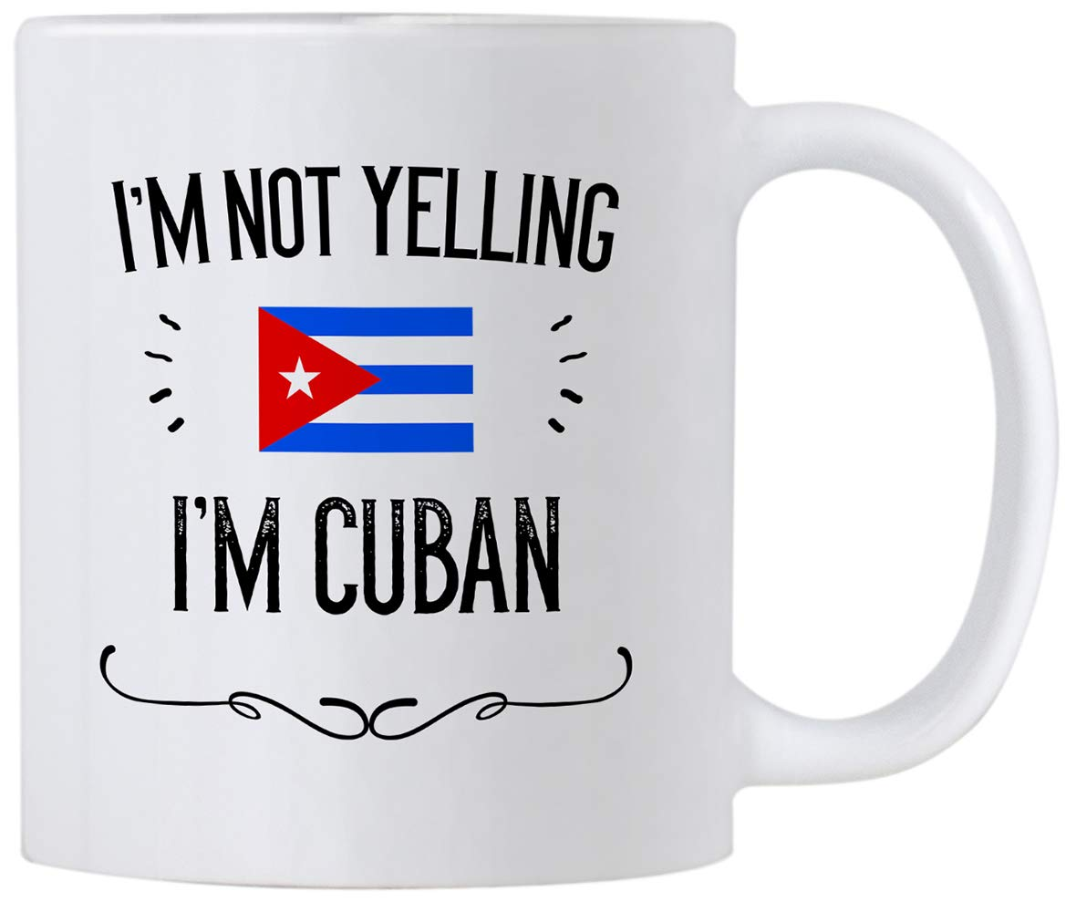 Funny Austin Mall Cuba Gifts Souvenir. I'm Not Oz 11 Cer In stock Yelling Cuban