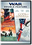 Gettysburg / Gods and Generals by Warner Home Video