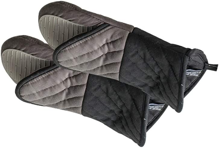 CZXKJ Oven Mitts Non-Slip Insulation Baking Sales results No. Max 87% OFF 1 Kitchen Gloves Micro