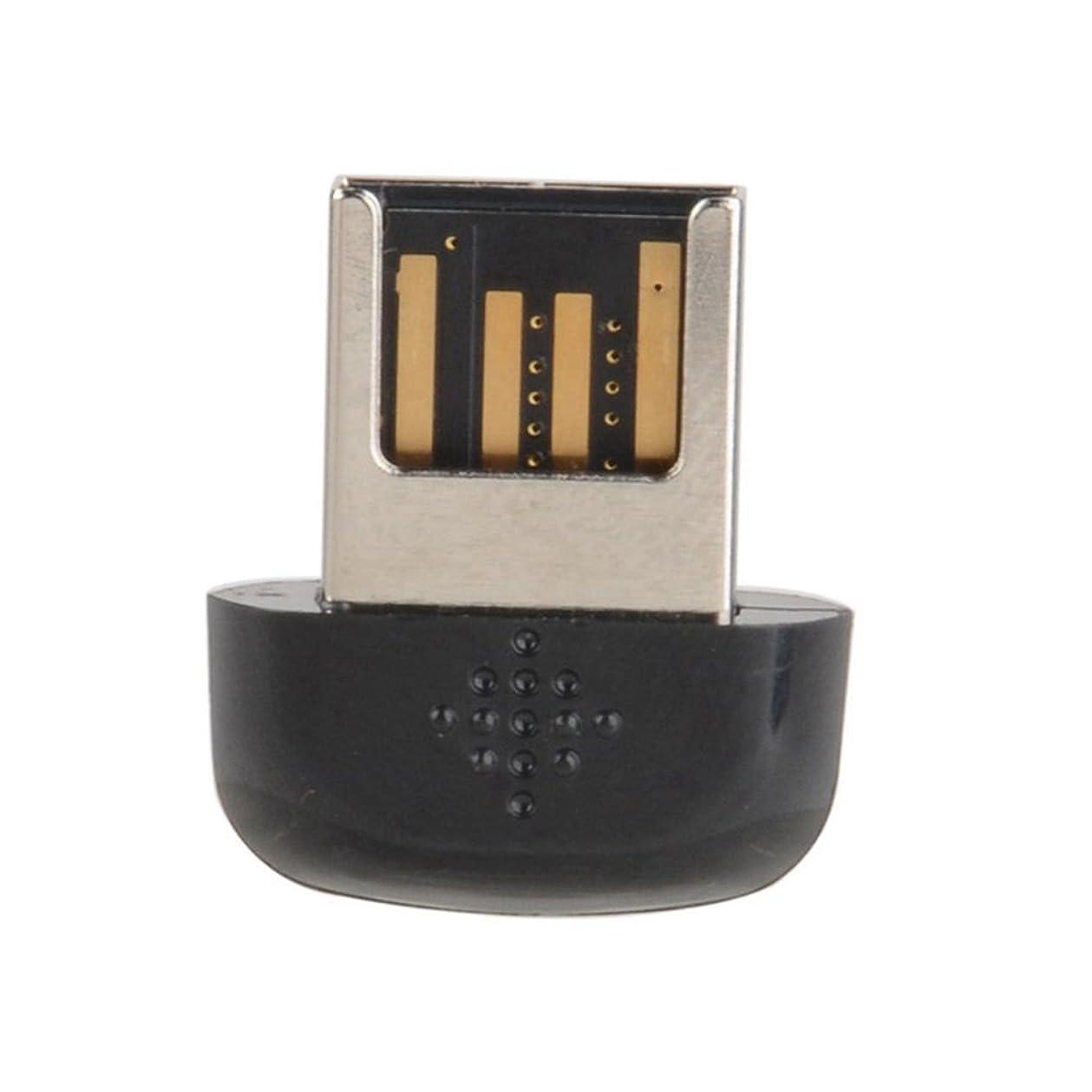 炭水化物アミューズ洗練されたワイヤレス同期ドングルUSB FitbitフレックスワンジップフォースチャージHRサージBE
