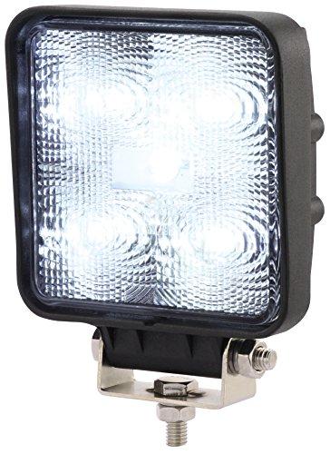 AdLuminis LED Arbeitsscheinwerfer Arbeitsleuchte, 15 Watt 900 Lumen, 60°, 12V 24V, IP67 Schutzklasse, 6000K, Zusatzscheinwerfer, Rückfahrscheinwerfer, Suchscheinwerfer