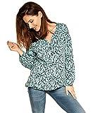 Torelle Maternity Wear PALAE - Camiseta de maternidad con función de lactancia, turquesa, L