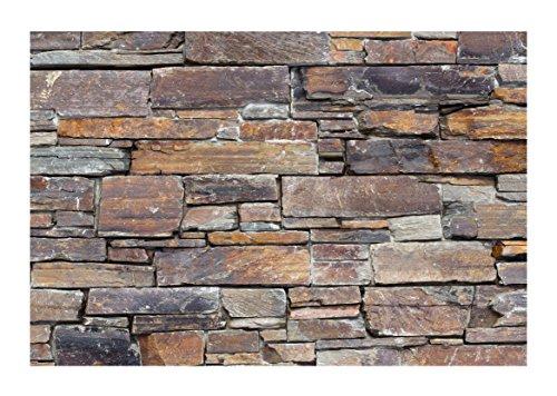 1 Muster W-006 Schiefer Natursteinwand Fliesen Verblender Naturstein Lager Verkauf Stein-Mosaik Herne NRW Wanddesign