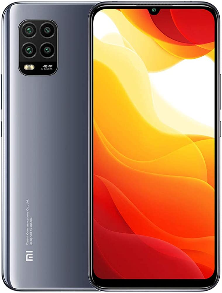 Xiaomi mi 10 lite, 5g smartphone, ram 6gb, rom 128gb, amoled 48mp quad-telecamera Mi 10 Lite1