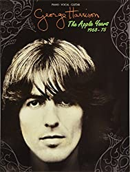 George harrison - the apple years piano, voix, guitare