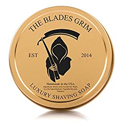 The-Blades-Grim-Gold-Luxury-Shaving-Soap