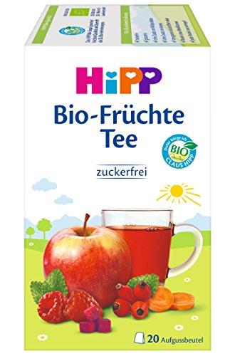 HiPP Bio-Früchte-Tee, 6er Pack (6 x 40 g)