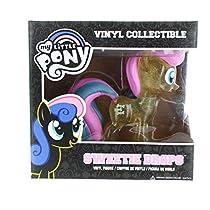 Funko My Little Pony Vinyl Figure Sweetie Drops Bon Bon Glitter Clear Variant