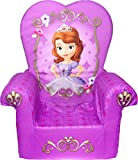 Marshmallow Furniture Sofia The First High Back Chair