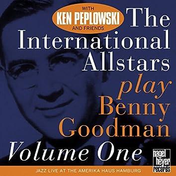 The International Allstars Play Benny Goodman, Vol. 1 (Live)