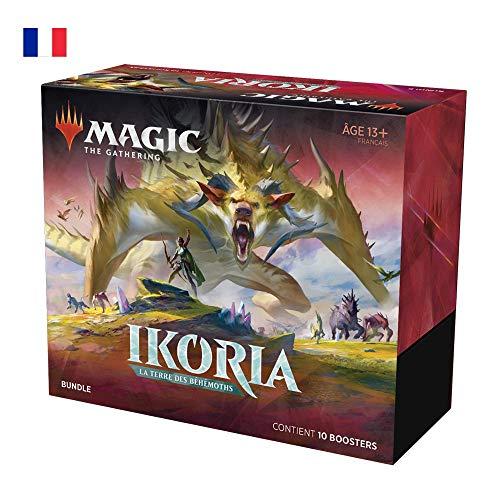Bundle Magic: The Gathering Ikoria: la terre des béhémoths (contenant 10boosters) – Version française