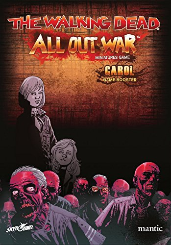 2 Tomatoes Games The Walking Dead-Booster Carol, Multicolor (5060469660127)