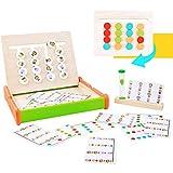 Symiu Juguetes Montessori Puzzle Regalo Juguetes Puzzles Infantiles Juegos educativos...