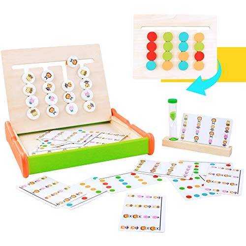 juguete tipo Montessori