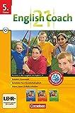 English G 21 - Lernsoftware - English Coach 21 (zu allen Ausgaben) - Version für zu Hause: Band 1:...