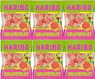 HARIBO ハリボー グレープフルーツ 200g×6袋