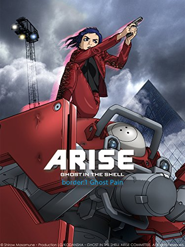 Ghost in the Shell - ARISE: Border 1 - Ghost Pain [dt./OV]