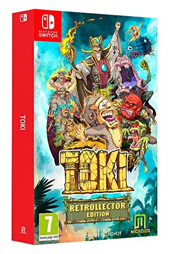 Toki Retrocollector Edition