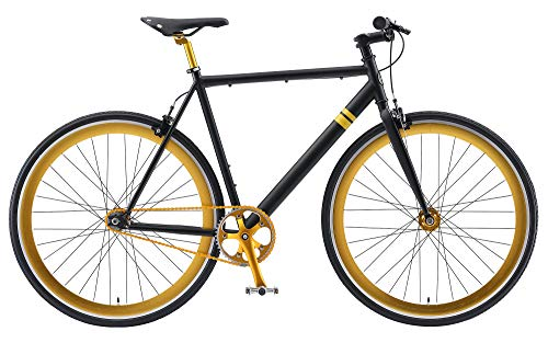 Solé Bicycles The Micklish II Single Speed/Fixed Gear 49cm