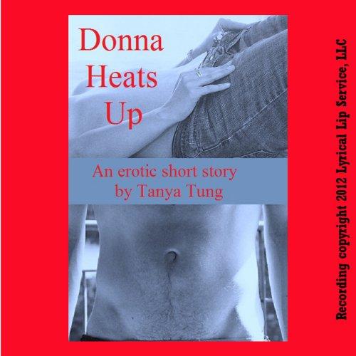 Donna Heats Up: Rough Sex with the Repairman Titelbild