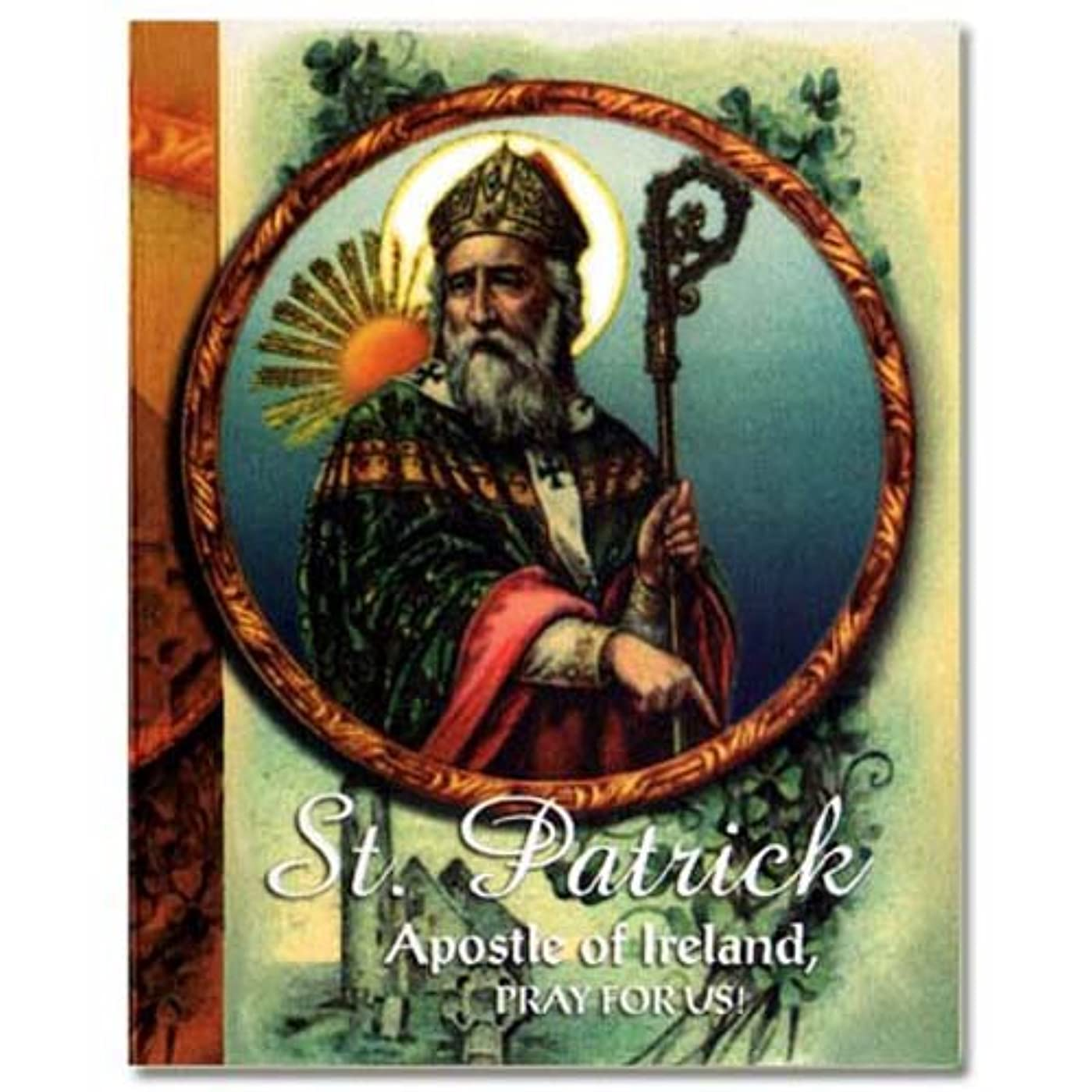 Holy Note card with Bookmark - St.Patrick