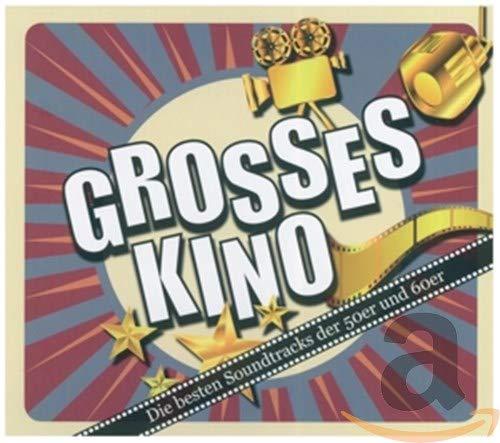 Grosses Kino-die Besten Soundtracks der 50er+60er
