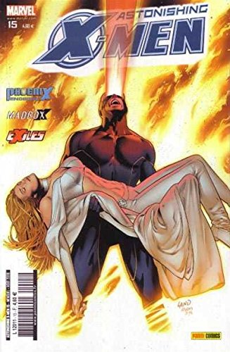 ASTONISHING X-MEN N° 15 (AOUT 2006) comics vf