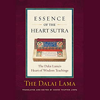 Essence of the Heart Sutra cover art