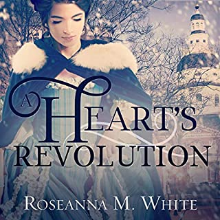 A Heart's Revolution audiobook cover art