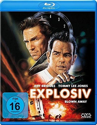 Explosiv - Blown Away [Blu-ray]